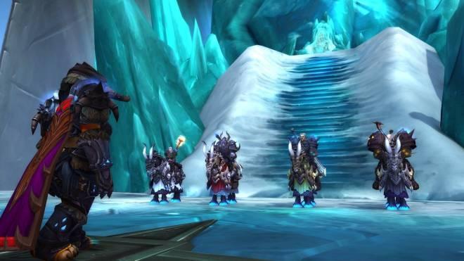 World of Warcraft: General - World of Warcraft Shadowlands: Death Knight Alpha Highlights  image 6