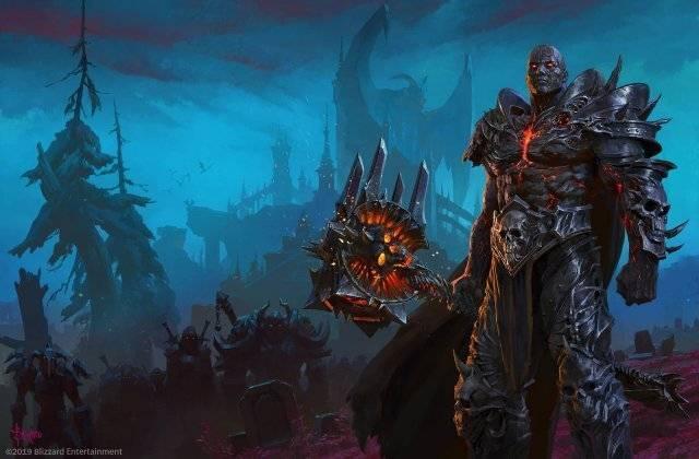World of Warcraft: General - World of Warcraft Shadowlands: Death Knight Alpha Highlights  image 2