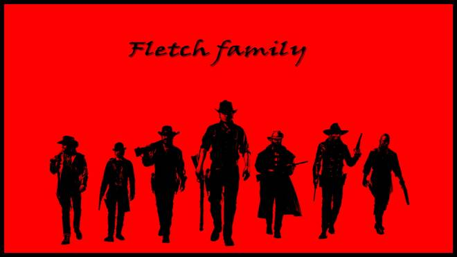Red Dead Redemption: Memes - The Fletch Family  image 2