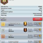 Clan looking for king lvl 8 or more