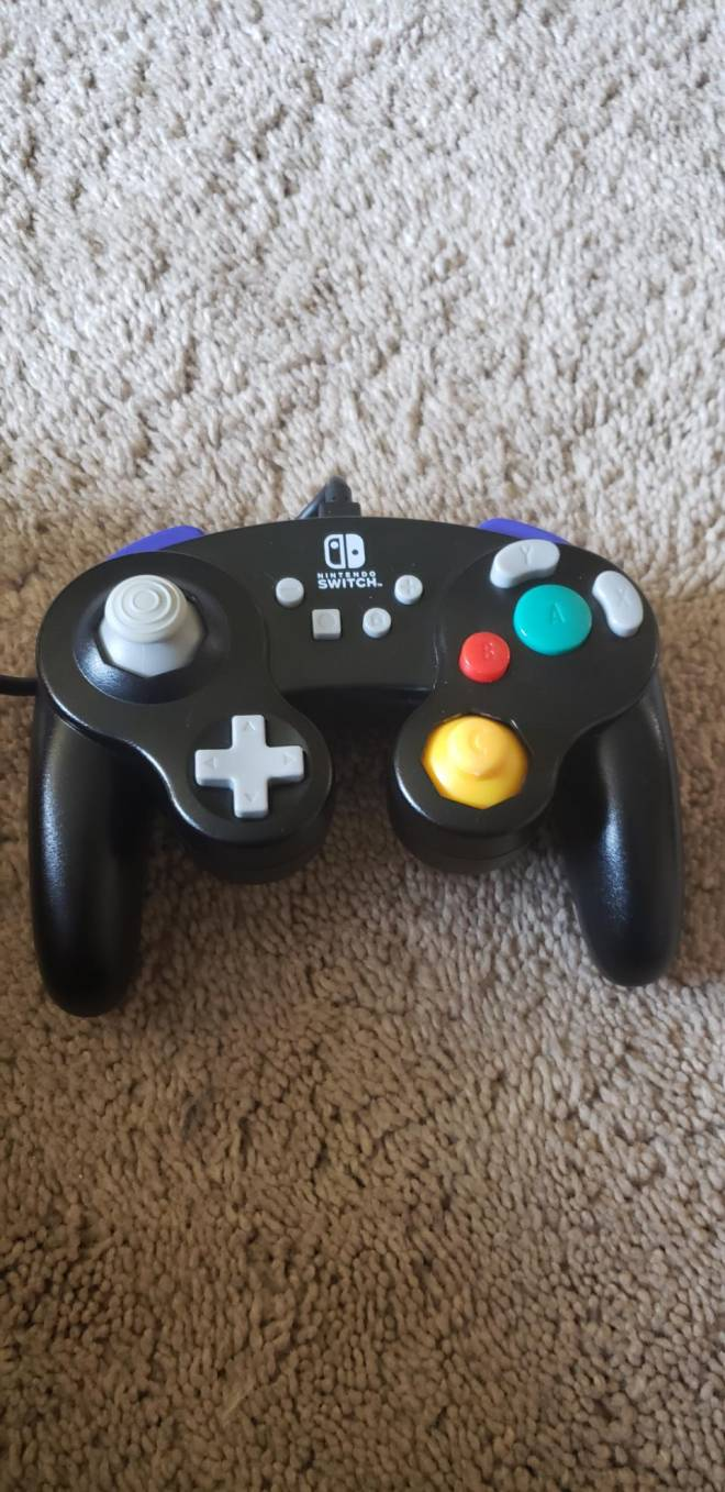 Super Smash Bros: General - What controler do you use this is mine👇 image 1