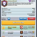 Need more people for clan war