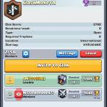 Competitive clan wars... join up