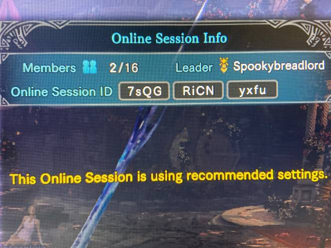 Monster Hunter: Looking for Group - I am looking to run Kulve Taroth for a bit  just join the lobby image 3
