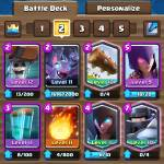 My epic deck that got me to master