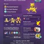 Community Day: Stay at Home Edition • April 25th 2020