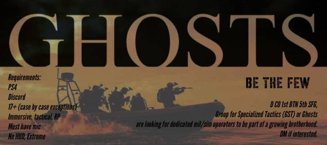 Ghost Recon: General - Dm me if interested in joining a milsim group for ghost recon breakpoint  image 1