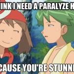 Pokemon Pickup Lines ;3