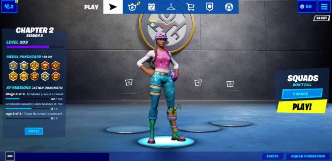 Fortnite: General - Just got to level 203 who wants to play image 2
