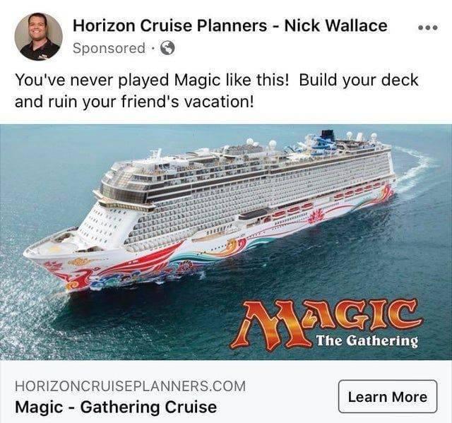 Magic: The Gathering: General - Sounds like fun! image 1