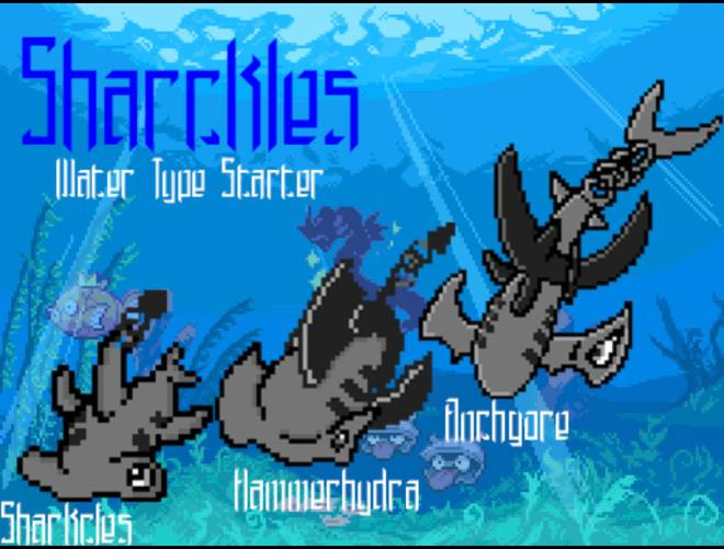 Pokemon: General - SHARCKLES WAS PLAGIARIZED! IT WILL BE SCRAPPED!  image 3