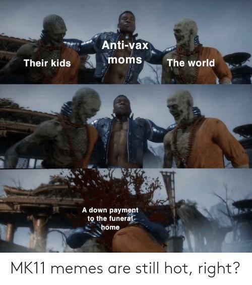 Mortal Kombat: Memes - Daily meme 41# image 1