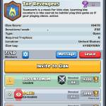 Join up active clan