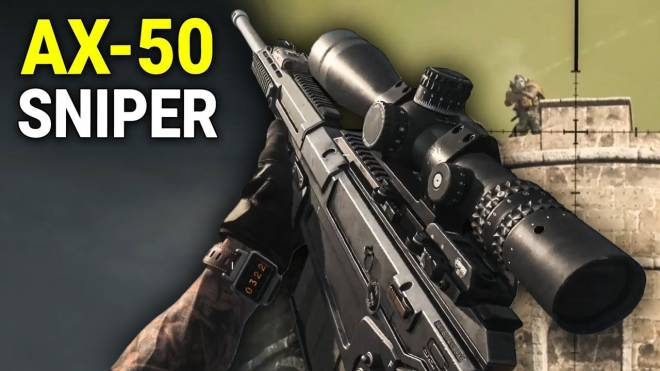 Call of Duty: General - The Best Snipers to use in Warzone  image 4