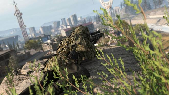 Call of Duty: General - The Best Snipers to use in Warzone  image 6