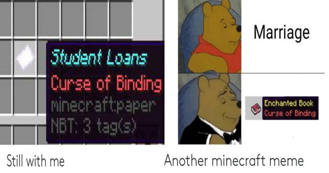 Minecraft: Memes - Some things will stick with you forever image 2