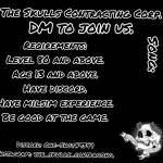 The Skulls Contacting Corperation. Comment below to join. (Xbox, GTA-5 Crew.)