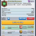 Last call for clan!