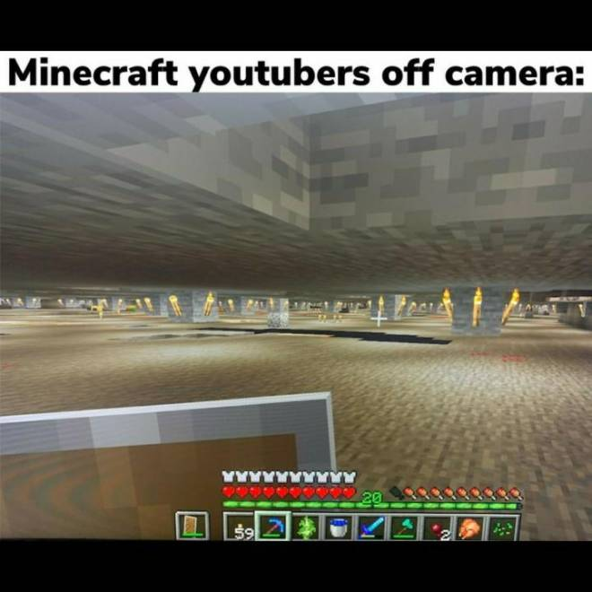 Minecraft: Memes - Minecraft Youtubers 2 image 1