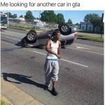 Random GTA meme