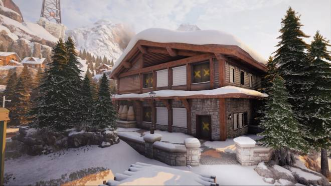 Rainbow Six: Guides - Guide for playing 'Kali' on 'Chalet' image 1