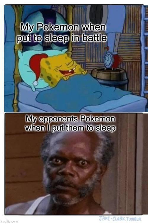 Pokemon: General - It seems like it's like FIVE TURNS everytime! image 1