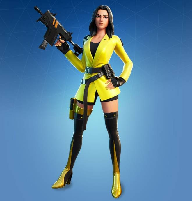 Fortnite: General - would y'all buy this skin if it came out? 💛 image 2