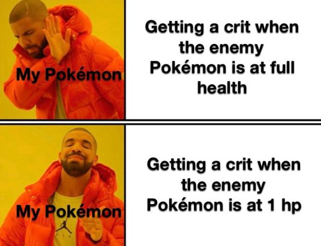 Pokemon: General - Made this meme a little while ago just wanted to post it here :) image 1