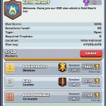 (Join This Clan) We want to do Clan WAR ,we need active, and be chill!
