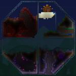 what do you think of my circle biome thing?