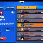 Looking for people to join BANG clan. Grinding trophies, always active