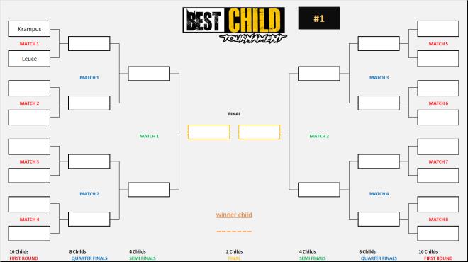 DESTINY CHILD: FORUM - [Best Child #2] First Round - Match 1 image 3