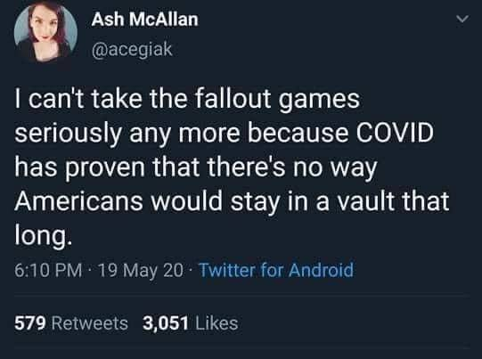 Fallout: General - Truth hurts lol image 1