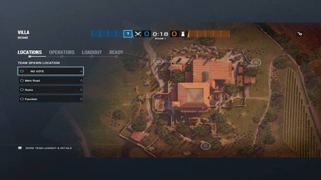 Rainbow Six: Guides - Guide for playing 'Kali' on 'Villa' image 3