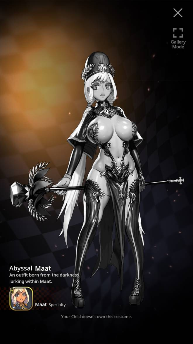 DESTINY CHILD: TIPS - Abyssal Maat question image 3