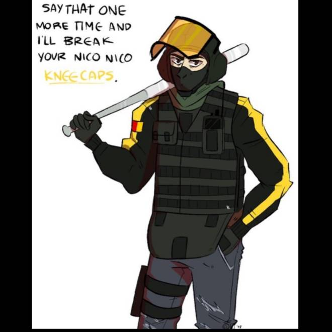 Rainbow Six: General - When you lose 10 points for destroying a mute jammer  image 1