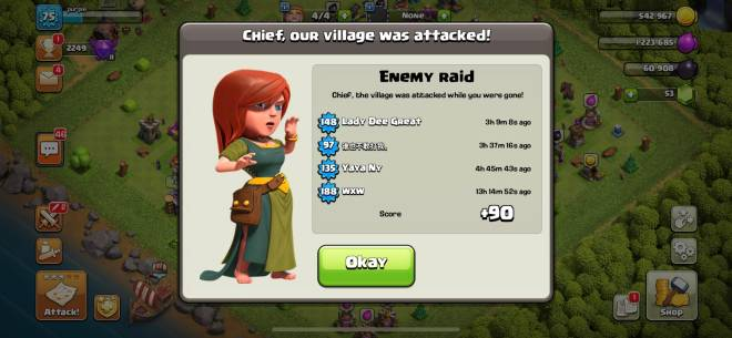 Clash of Clans: General - That what I'm talking bout  image 1