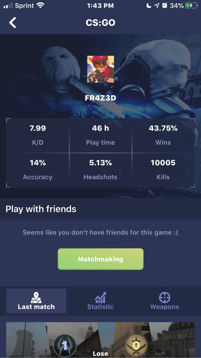CSGO: General - Are these normal stats? image 2