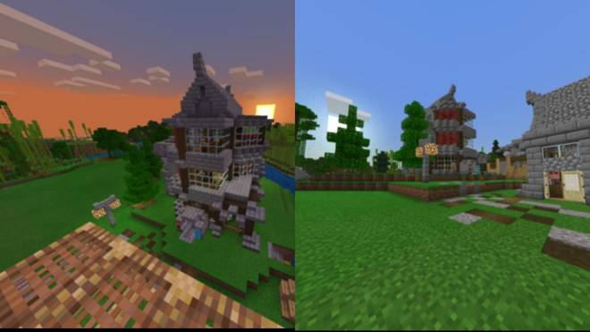Minecraft: Memes - The Explorer's Lodge is Complete! image 1