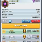 💯 Need Two Members AT LEAST! King level 8 and up, 3600 trophies!💯