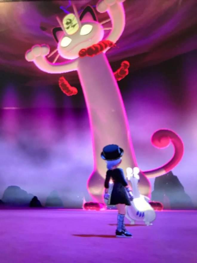Pokemon: General - Do you want a SHINY GMAX Meowth??? image 2