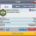 Join our clan must speak English 🙂👌