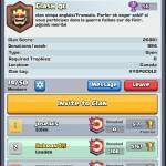 New clan! Speak English and or french we already started wars read clan rules