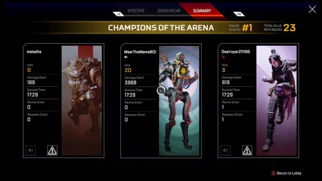 Apex Legends: General - that's what I call a carry image 1