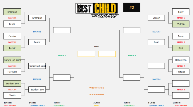 DESTINY CHILD: FORUM - [Best Child #2] First Round - Match 7 image 5