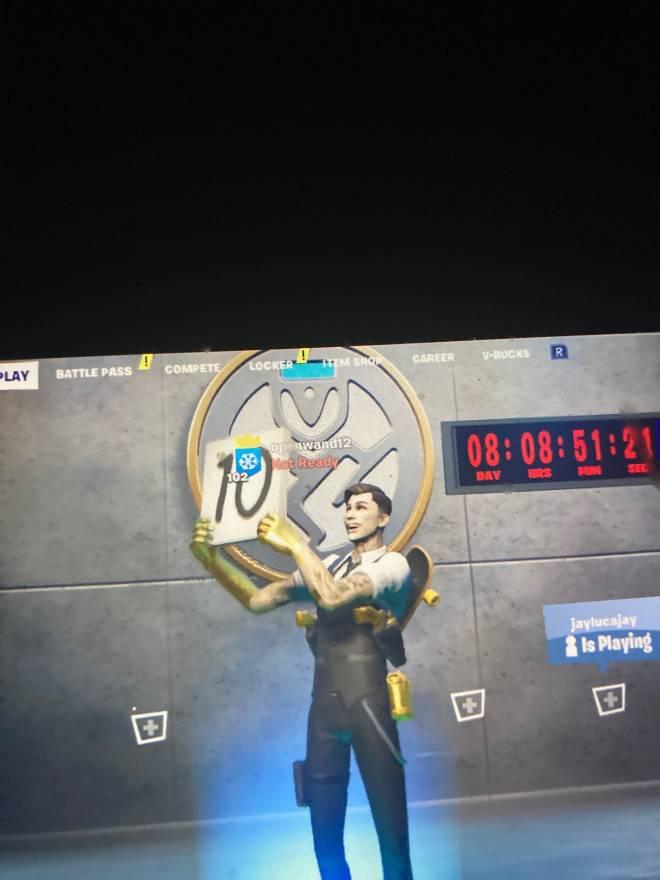 Fortnite: General - I got tier 100 image 1