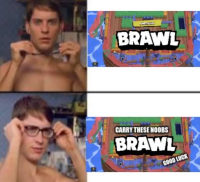 Brawl Stars: General - Brawl memes image 1