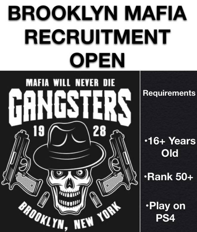 Red Dead Redemption: General - Brooklyn Mafia  image 1