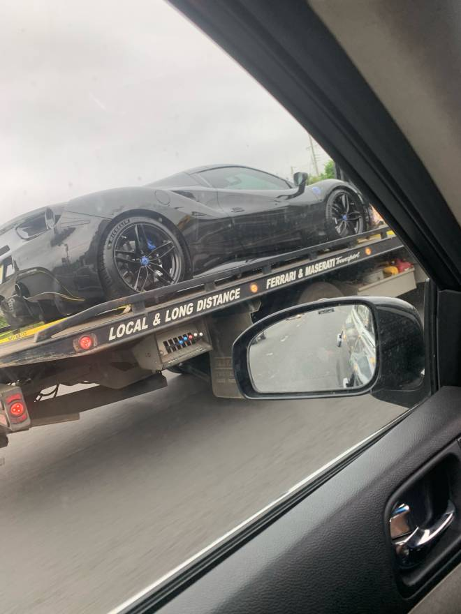 GTA: Promotions - I almost cut him off and deliver that Ferrari to my house 🏠 just like did the #Stromberg 🤣🤣😂 image 3