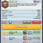 Join clan need more people for war. Need active and social people!